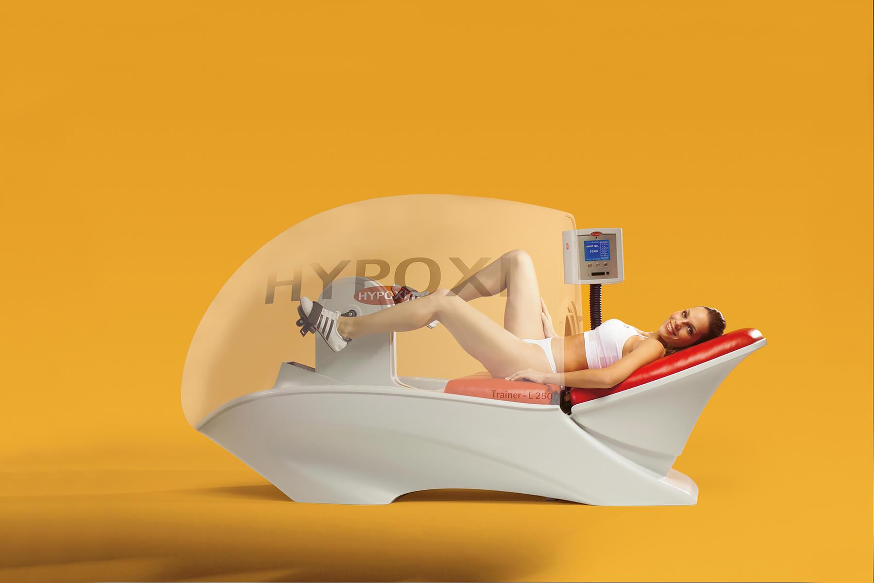 Отслабнете с HYPOXI