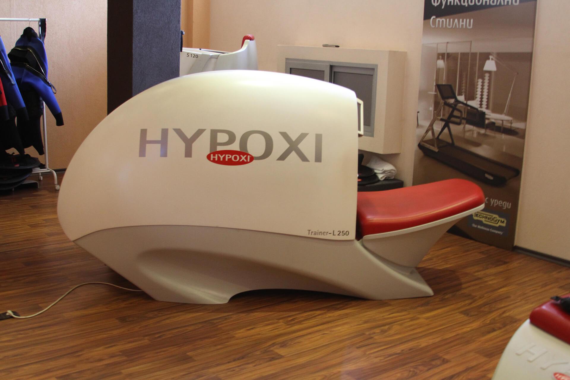 HYPOXI студио в Атама Уелнес Клуб