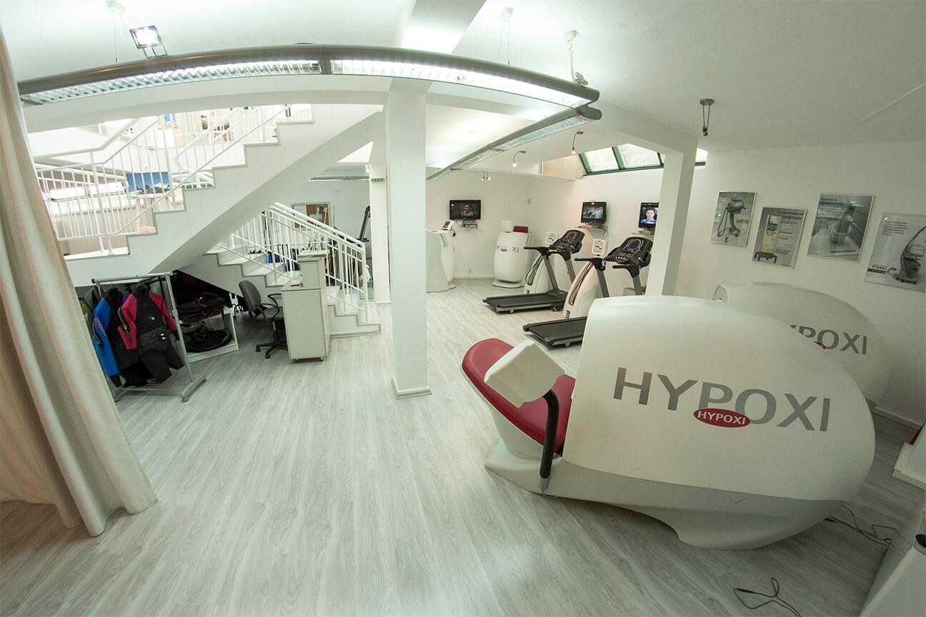 Студио HYPOXI - център