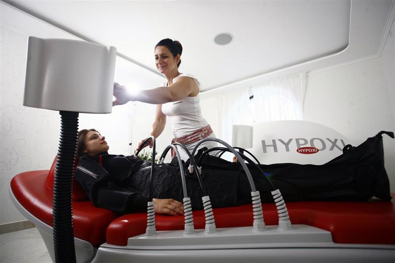 Студио HYPOXI - Равда